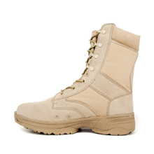Factory price in stock army military combat boots desert boots 7260