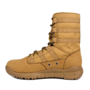 Turkey US hiking leather military khaki desert boots 7285