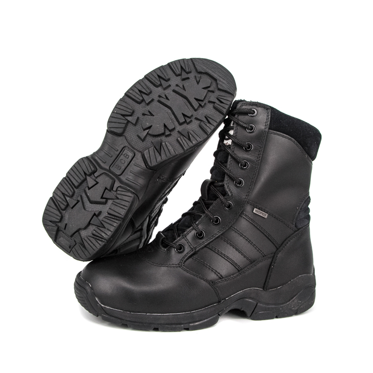 6243-6 milforce military combat leather boots