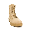 Military khaki british desert boots 7232