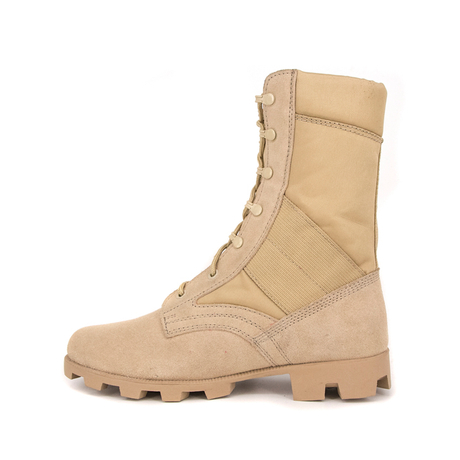 Military army waterproof desert boots 7211