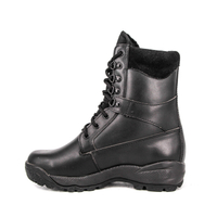 High quality hunting Chinese combat military full leather boots 6275