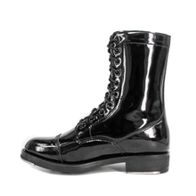 Australia ritual patent leather boots 6278