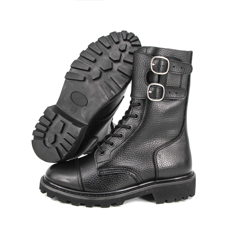 6225-6 milforce leather boots