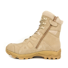 Germany military comfortable military desert boots 7277