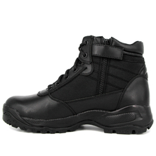 Ankle waterproof black men military tactical boots 4108
