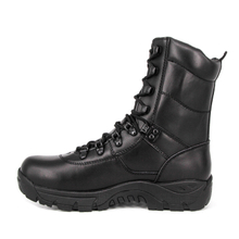 New design quality military army full leather boots 6214