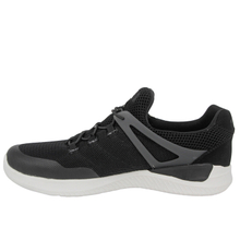 Training sport black lightweight work shoes 2107
