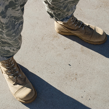 What is rough out leather for military boots.jpg